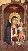 Madonna and Child Giving Blessings dg GOZZOLI, Benozzo